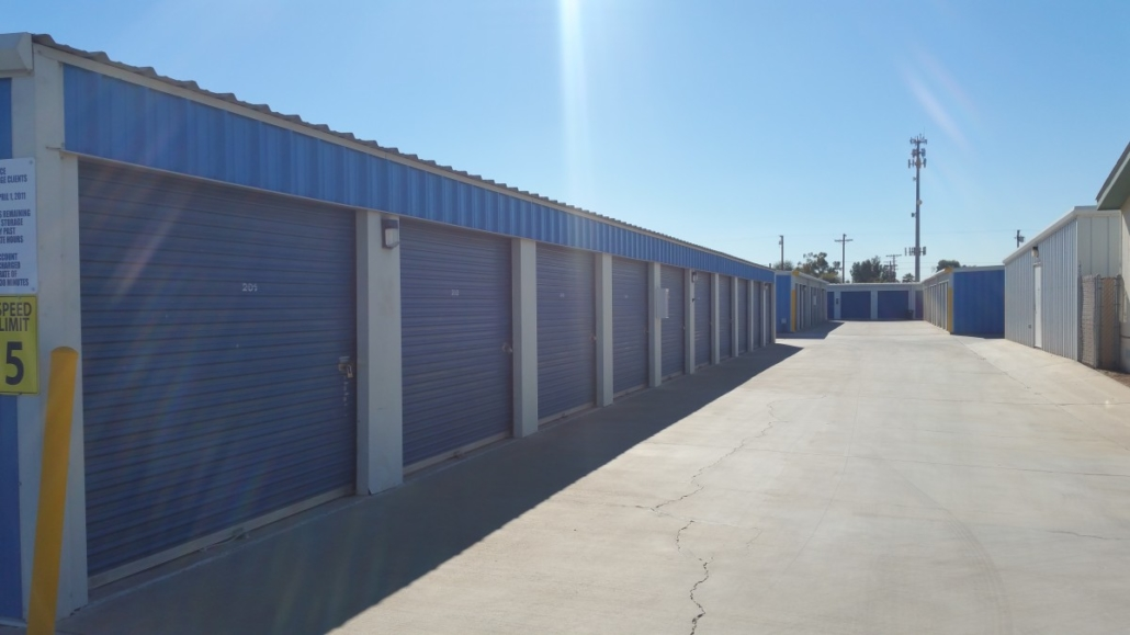 Storage Unit Sizes Royale Palms Mobile Lodge And Storage Llc